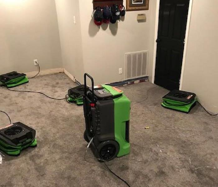 Water Loss Cleanup